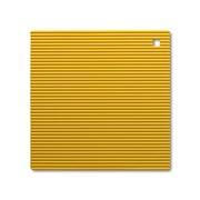 Silicone Square Trivet Mustard 22cm (J310M)