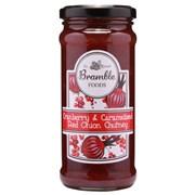 Bramble Cran & Caram Red Onion Chutney 300g (J847B)