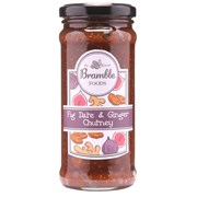 Bramble Fig Date & Ginger Chutney 280g (J923B)