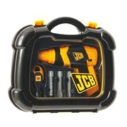 Jcb Tool Case & Battery Operated Drill (1415693)