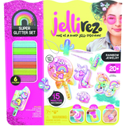 Jellirez Super Glitter Set (JEL01000)
