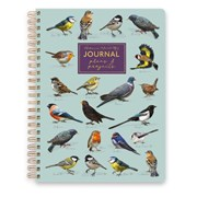 Birds Wiro Notebook With Dividers (RFS13330)
