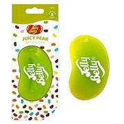 Jelly Belly Juicy Pear 3d Gel Air Freshener (15211B)