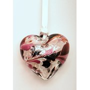 Birthstone Heart June 7cm (BH06J)