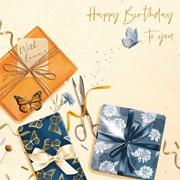 Just For You B/day Card (IJ0094W)