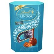 Lindt Lindor Salted Caramel Cornet 200g (K743)