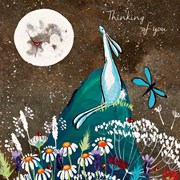 Blank Card Thinking Of You (KA82791)