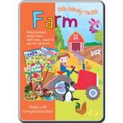 Kids Activity Tin Set Farm (KATS02)
