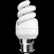 Kosnic 7w E27 Cfl Spiral 2700k Light Bulb (KCF07SP3/E27-827)