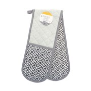 Global Geo Dble Oven Gloves (KCO193705)