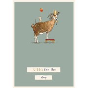 King For The Day B/day Card (GH1063)