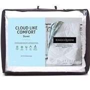 King & Queens Kings & Queens Cloudlike Comfort Duvet 13.5tog S/king (A1UDKICL13X