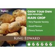 Tylrs King Edward Seed Potato 2kg (VAC478)