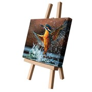 King Of The North Canvas Cutie 15x20 (CCTEL074)
