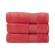 Kingsley Carnival Bath Sheet Coral (512740)