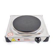Kitchen Perfected 1500w Stainless Steel Single Hotplate (E4103SS)