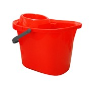 Kitchen King Ramon Mop Bucket Red 15ltr (5060R)