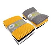 4pk Dobby Microfibre Kitchen Towels (KTS124426)