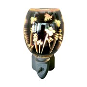 Wild Flowers 3d Plug In Warmer (L-7210)