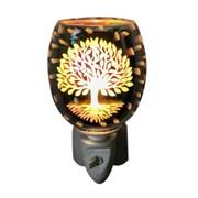 Tree Of Life 3d Plug In Lamp (L-7212)