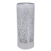 Colour Changing Wax Warmer White Tree (L-7442WH)