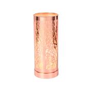 White Rose Gold Aroma Lamp 26cm (L-7603WH)