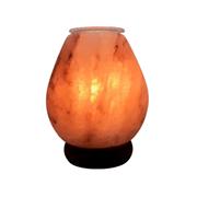 Sense Aroma Ovate Egg Shaped Salt Wax Warmer (L-7765)