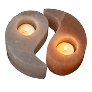 Ying Yang Candle Holder (L-7795)