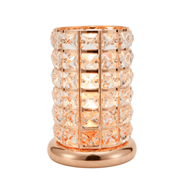 Sense Aroma Clear-rose Gold Crystal Touch Lamp (L-8603CL)