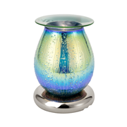 Sense Aroma Blue Water Droplets Touch Lamp (L-8701BL)