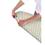 Multi Fit Elasticated Ironing Board Cover Asstd (LAU198847)
