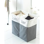 Laundry Hamper Light & Dark (LAU141317)