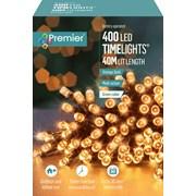 Premier Bo Led Programmable Timer Lights Vintage Gold 400s (LB131955VG)
