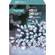 Premier Bo Led Programmable Timer Lights White 400s (LB131955W)