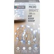 Premier Dec 200 B/o M A Microbrights White With Timer (LB151211W)