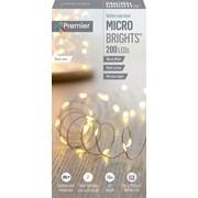 Premier Dec 200 B/o M A Microbrights Warm White With Timer (LB151211WW)