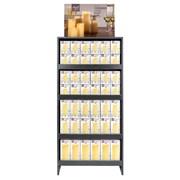 Flickerbrights Candles Cream Asstd Pallet Deal (LB192179P)