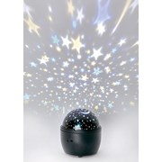 Night Sky Projector With Black Base 13cm (LB213152)