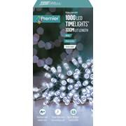 Premier Bo Led Programmable Timer Lights White 1000s (LB213283W)