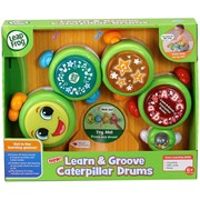 Leapfrog Learn & Groove Caterpillar Drums (610203)