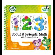 leapfrog Leapstart Scout & Friends Maths Activity (80-460703)