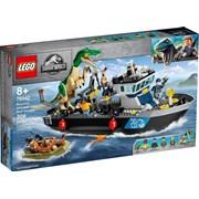 Lego® Jurassic World Baryonyx Dino Boat Escape (76942)