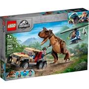 Lego® Jurassic World Carnotaurus Dino Chase (76941)