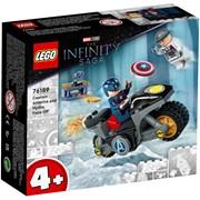 Lego® Captain America & Hydra Face-off (76189)