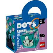 Lego® Dots Bag Tag Narwhal (41928)