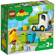Lego® Duplo Garbage Truck and Recycling (10945)