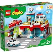 Lego® Duplo Parking Garage and Car Wash (10948)