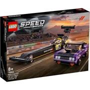 Lego® Speed Champions Mopar Dodge Dragster & 1970 Dodge (76904)