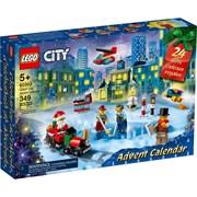 Lego® City Advent Calendar (60303)