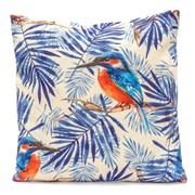 Kingfisher Scatter Cushion - Cobalt Blue (LGSC1901)